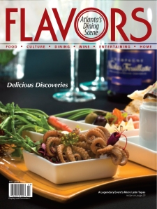 Flavors magazine fall 2010